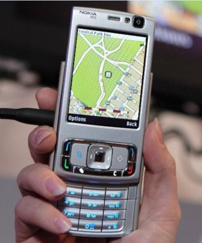 A-GPS Download – Upgrade per Nokia N95