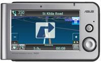Asus R600 PND GPS con Bluetooth