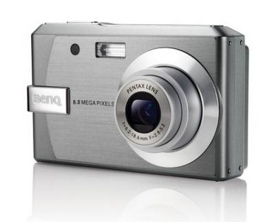 BenQ E820 da 8 megapixel