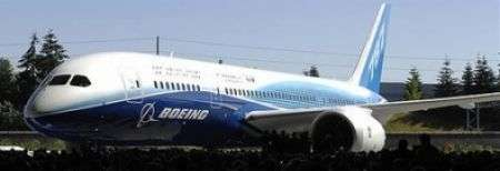 Boeing 787 l'aereo delle meraviglie