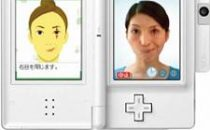 Nintendo DS con webcam e Face Training