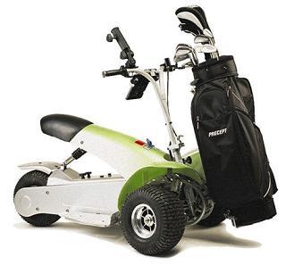 Sui Green con Golf Cruiser!