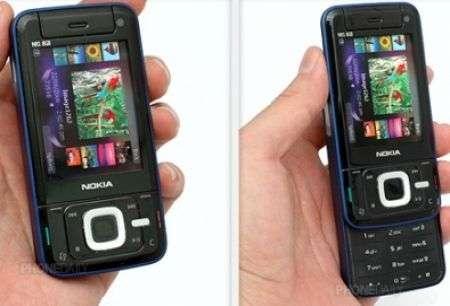 Nokia N81 8GB è ufficiale: scheda tecnica