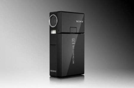 Sony GC1, videocamera per Youtube