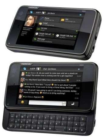 Nokia N900 prime foto e rumors