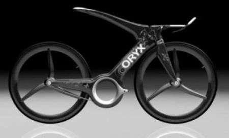 Oryx, la bici del futuro