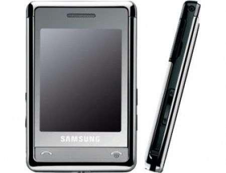 Samsung SGH P520: risposta a Prada e iPhone