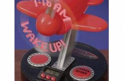 Time Flyer Clock la sveglia dei piloti