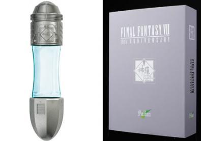 Final Fantasy VII: 77.777 pozioni in ed. limitata