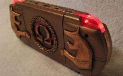 PSP God of War Mod