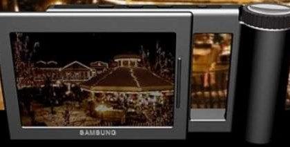Samsung SS 700: fotocamera e portafoto digitale