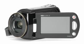 Samsung SC-HMX10 videocamera in HD