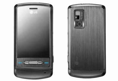 LG Shine Nero Black Titanium