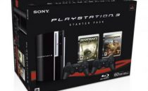Sony PS3 Starter Pack a 599 Euro