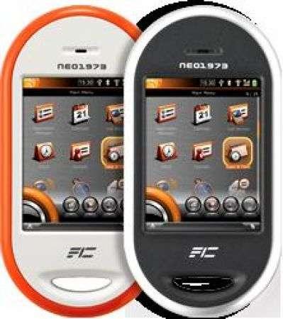 Neo 1973: smartphone touchscreen opensource è in vendita