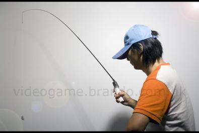Wii Fishing Pole: pesca con il Wiimote!