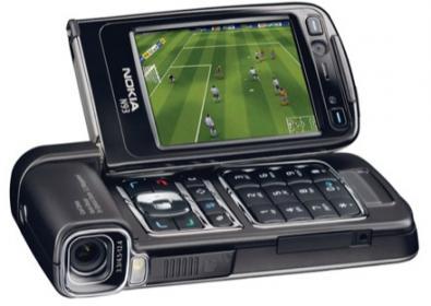Nokia OVI: N-Gage gaming service, Nokia Maps e Music Store