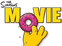 Simpson il Film pirata filmato con il cellulare