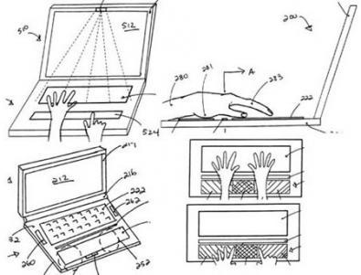 Multi-Touch iBooks: brevetto Apple