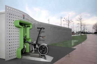 Bike Dispenser