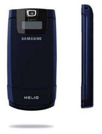 Helio Fin Samsung: cellulare che può geotaggare
