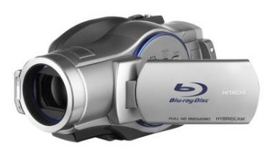 Hitachi DZ-BD70A Blu-ray e DZ-BD7HA Hybrid HD