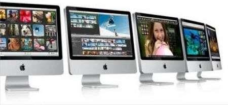 Apple iMac 20″ e 24″: i nuovi modelli