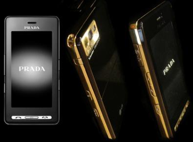 LG Prada Gold