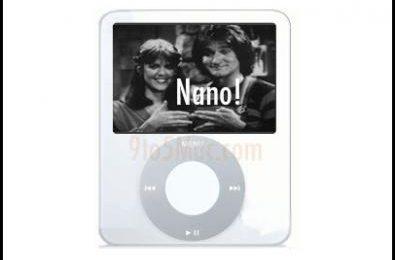Nuovo iPod Nano Widescreen