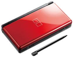 Nintendo DS Cremisi