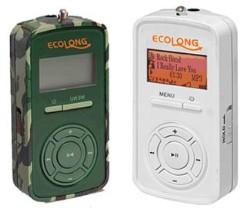 NHC Ecolong MP3 Player