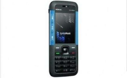 Nokia 5310 Xpress Music scheda tecnica
