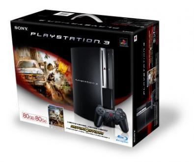 Sony PS3 80GB in vendita