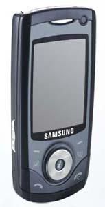 Samsung U700 con amplificatori ANADIGICS