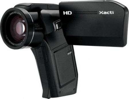 Sanyo Xacti DMX-HD1000, la più piccola 1080p