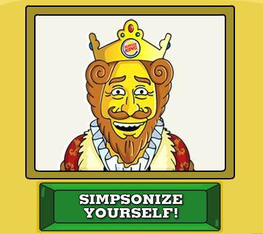 Simpsonsize Me: trasformati in un Simpson!
