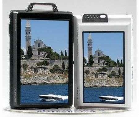 Sony Cybershot DSC-T200 e DSC-T70