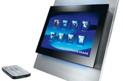 Toshiba DPF7XSE Portafoto Digitale
