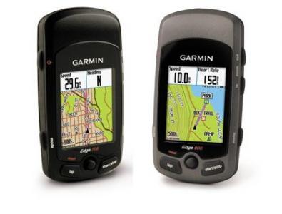 Due navigatori Garmin per la bici