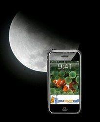 YouNeverCall: 10mila $ per chi telefona per primo dalla Luna!