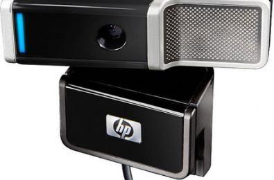 HP Autofocus Webcam da 2 Megapixel
