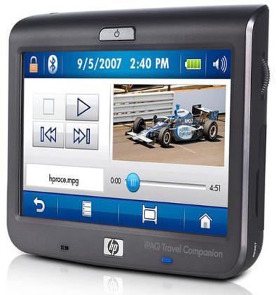 HP iPAQ 310 Travel Companion