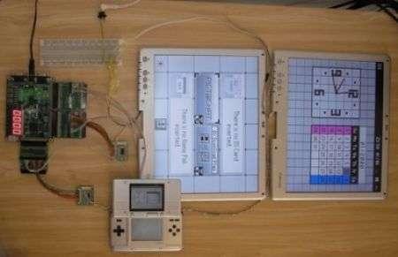 Jumbotron: gioca con un gigantesco Nintendo DS!