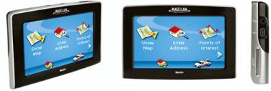 Magellan Maestro 3200 e 4200 GPS