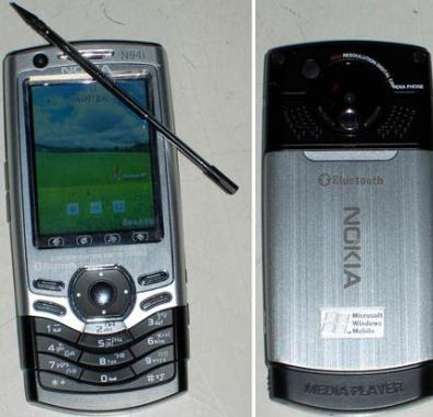 Nokia N94i con Windows Mobile!