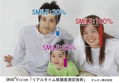 OMRON ti misura il sorriso