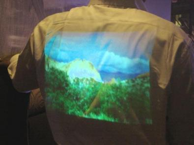 Pico Projector video