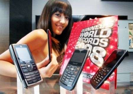 Samsung nel Guinness dei Record!
