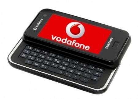 Samsung SGH-F700V Croix con N95 8GB da Vodafone per Natale 2007