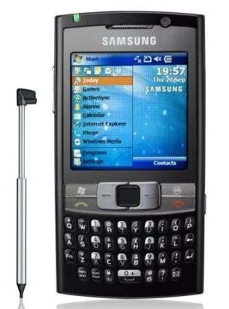 Samsung SGH i780 o Blackjack2